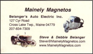 Mainely Magnetos