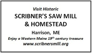 Scribner's Saw Mill