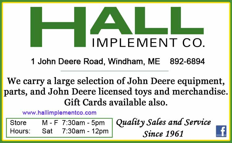 Hall Implement Co.